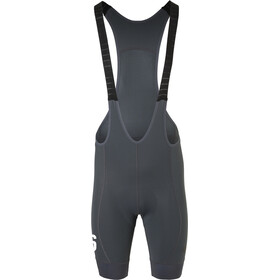 AGU Six6 III Bib Shorts Men, urban/grey